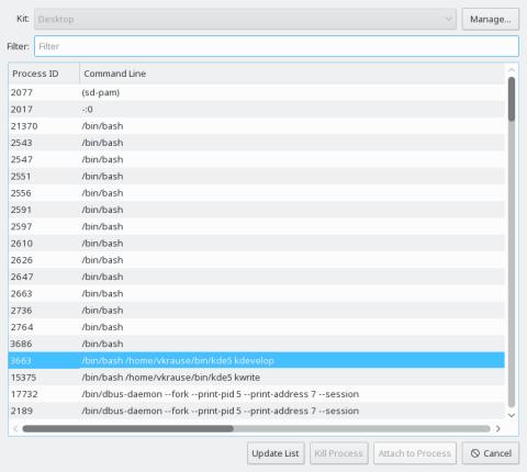 Qt Creator Integration | GammaRay User Manual